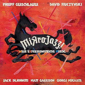 Gerschlauer / Fiuczynski / Dejohnette / Garriso - Mikrojazz [CD] USA import