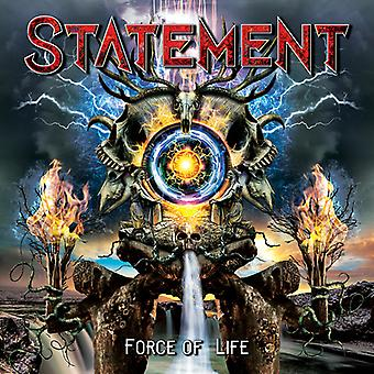 Force Of Life [CD] USA import