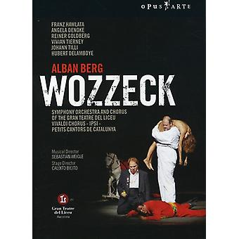 A. Berg - Alban Berg: Wozzeck [DVD Video] [DVD] USA import