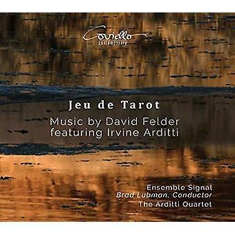 Jeu De Tarot [CD] USA import