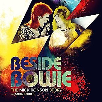 Various Artist - Beside Bowie: The Mick Ronson Story [CD] USA import