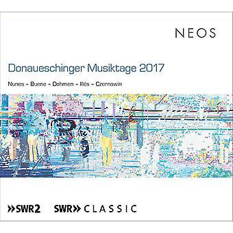 Donaueschinger Musiktage 2017 [CD] USA import