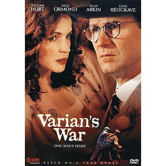 Varian's War [DVD] USA import