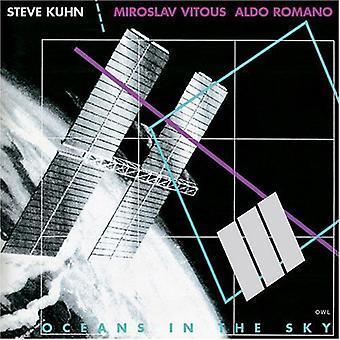 Steve Kuhn - Oceans in the Sky [CD] USA import