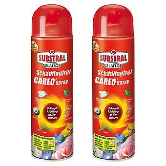 Sparset: 2 x SUBSTRAL® Celaflor® Pest-free Careo® Spray, 400 ml