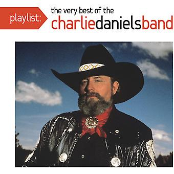 Charlie Daniels - Playlist: The Very Best of de Charlie Daniels verbod [CD] USA import