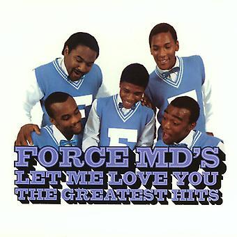 Force M.D.'s - Let Me Love You-Force M.D.'s G [CD] USA import
