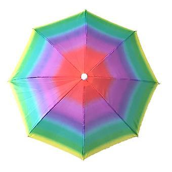 Digital Camo Fishing Hiking Cap Umbrella - Umbrella For Womens Outdoor Fold Head Umbrellas