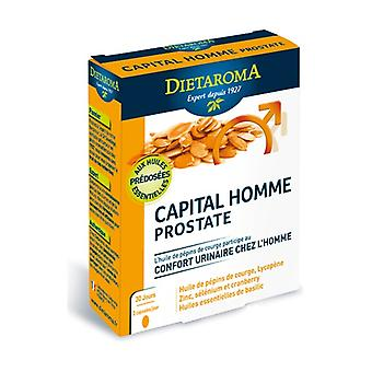 Capital Homme Prostate cure 1 month 60 capsules