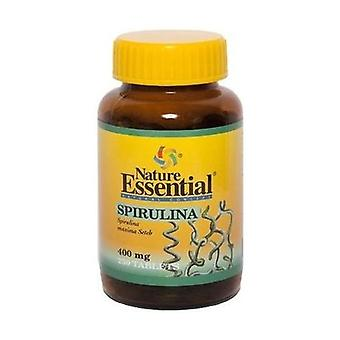 Spirulina 250 tablets of 400mg
