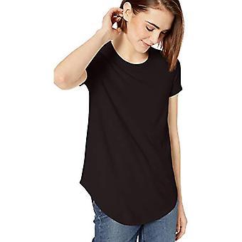 Brand - Daily Ritual Women's Cozy Knit Lyhythihainen paita shirtta...