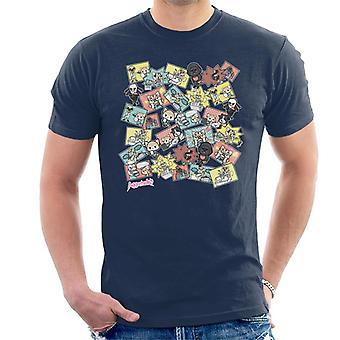 Aggretsuko Montage Men''s T-Shirt