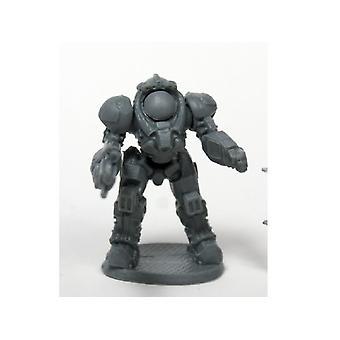Reaper Miniatures Bones Chronoscope 80076 Blackstar Corsair Alpha