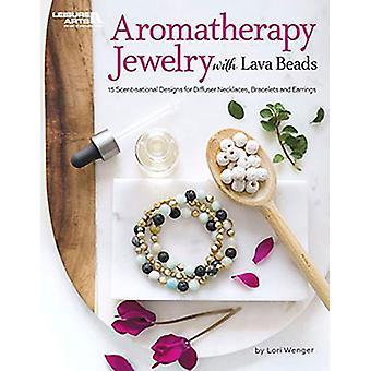 Aromatherapy Jewelry with Lava Beads by Wenger & Lori
