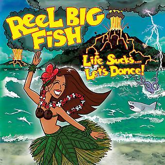 Reel Big Fish - Life Sucks Let's Dance [CD] USA import