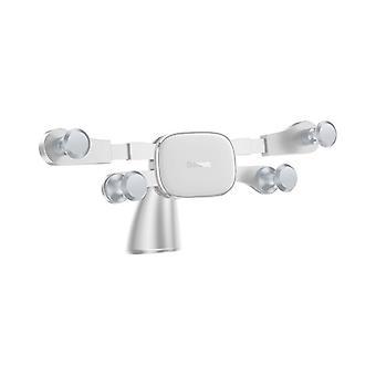 Baseus horizontale Direktansicht Schwerkraft Gestänge automatische Sperre Dashboard Auto Telefonhalter für 4,7 Zoll-6,5 Zoll Smartphone für iphone 11 für Samsung