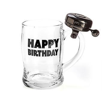 Alles Gute zum Geburtstag Glocke Becher