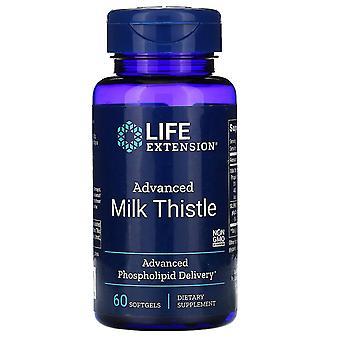 Estensione della vita, Cardo latte avanzato, 60 Softgels
