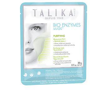 Talika Bio Enzymen zuiveren masker 20 gr voor vrouwen