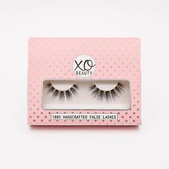 xoBeauty Professional False Lashes - The Chic - Dramatic Ultra Curled Winged Out