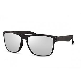 نظارات شمسية للرجال الأسود / الفضة (CWI2464)
