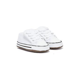Converse All Star Cribster baby hvide trænere