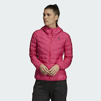 Adidas Women's Varilite 3-Stripes Hooded Jacket