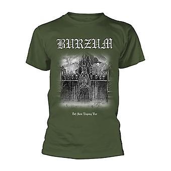 Burzum The One-Time (Green) T-Shirt