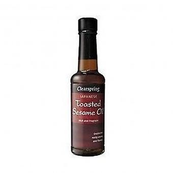 Clearspring - Toasted Sesame Oil 150ml