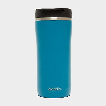 New Aladdin Mocca 0.35L Water Bottle Blue/White
