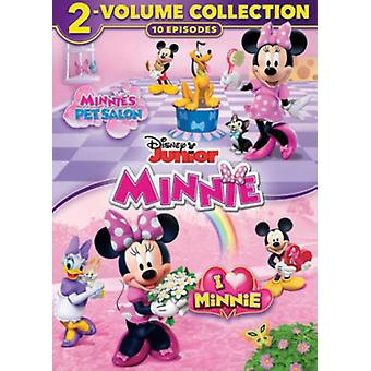 Mickey Mouse Clubhouse 2-Movie Minnie Collection [DVD] USA import