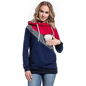 Mutterschaft Kleidung - Mode Multi funktionale Mutter Stillen Hoodies /