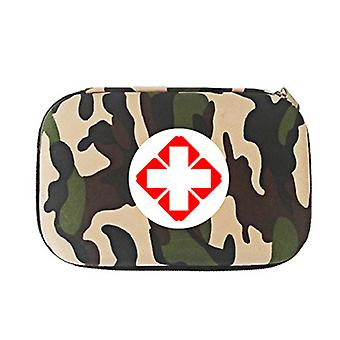 Outdoor Survival Camping Emergency Waterproof Portable First Aid Kit