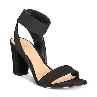 INC International Concepts Donne kiernanf Tessuto Open Toe Ankle Wrap Classic...