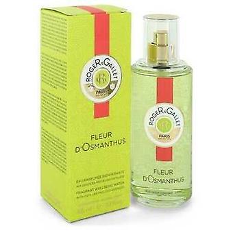 Roger & Gallet Fleur D'osmanthus By Roger & Gallet Fragrant Wellbeing Water Spray 3.3 Oz (women) V728-550074