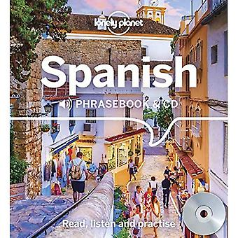 Lonely Planet Spanish Phrasebook and CD (Phrasebook)
