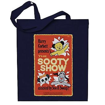 Sooty Harry Corbett Presents The Sooty Show Totebag