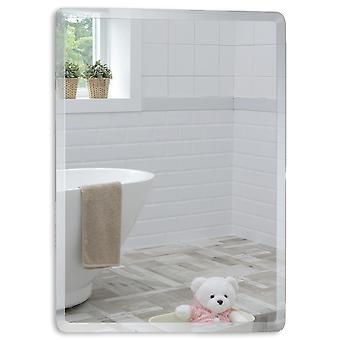 Rectangular Wall Mirror 70 x 50cm