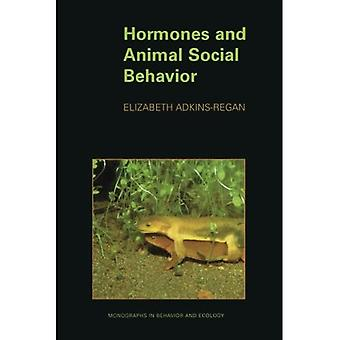 Hormones and Animal Social Behavior (Monographs in Behavior and Ecology)
