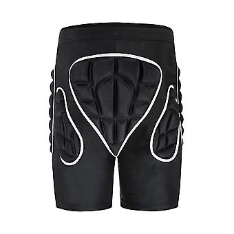 Hip Protection Snowboard Skateboard Ski Sports Shorts, Thicken Eva Padded Butt