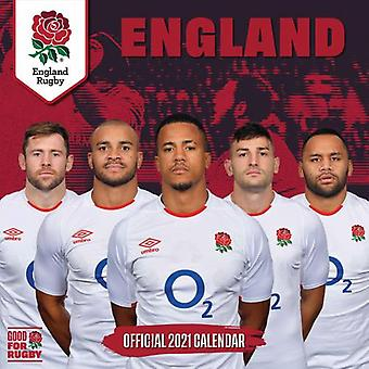 England RFU Calendar 2021