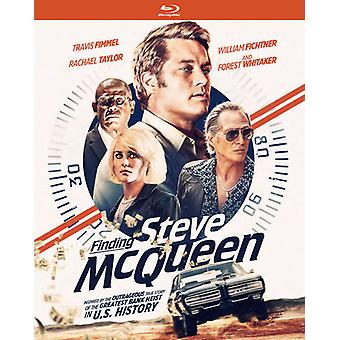 Finding Steve Mcqueen [Blu-ray] USA import
