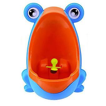 Söt groda potta träning sits-baby urinoar