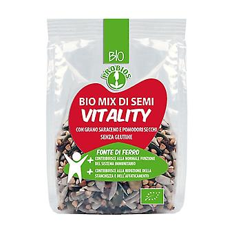 Bio vitality seed mix - with buckwheat and dried tomatoes 125 g