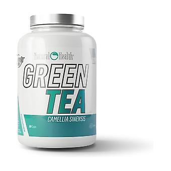 Unflavored green tea 90 capsules
