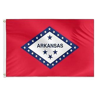 Arkansas State Design Flag 3x5 Feet