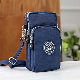 New Sports Wallet Phone Bag For Mobile Shoulder Bag, Pouch Case Belt Handbag