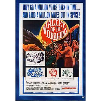 Importer de la vallée des USA Dragons [DVD]