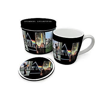 Pink Floyd Albums Krus og Coaster Set