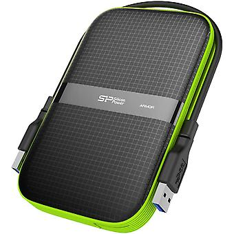Silicon power sp010tbphda60s3k 1 tb rugged armor a60 shockproof water-resistant 2.5-inch usb 3.0 ext